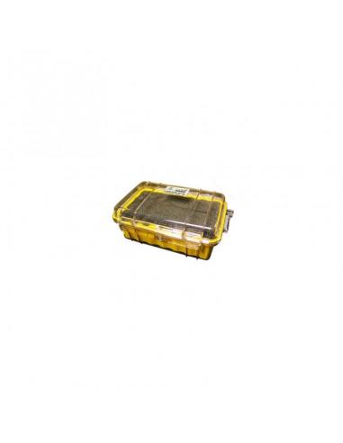 Dirzone Caja estanca con espuma para Analox O2EII Pro