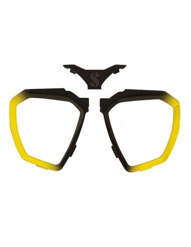 Scubapro Marco D-mask Amarillo