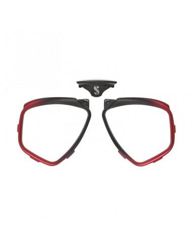 Scubapro Marco Zoom Rojo / Negro