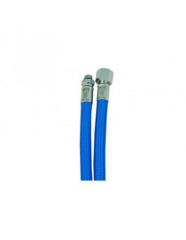 Miflex Latiguillo LP Regulador Azul Trenzado