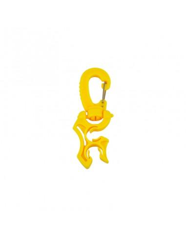 Miflex Sujeccion 3 Latiguillos Amarillo