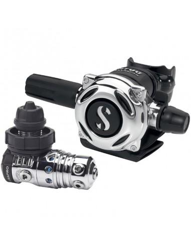 Scubapro Conjunto MK25 Evo Din / A700