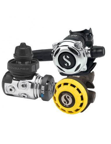 Scubapro Conjunto MK17 Evo Din / A700 / R195