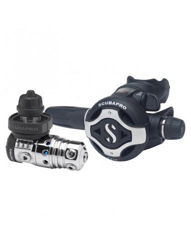 Scubapro Conjunto MK25 Evo Din / S620 Ti