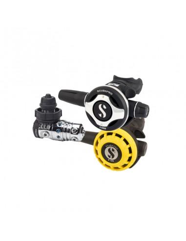 Scubapro Conjunto MK25 Evo Din / S600 / R195