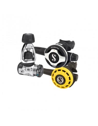 Scubapro Conjunto MK17 Evo Int / S600 / R195