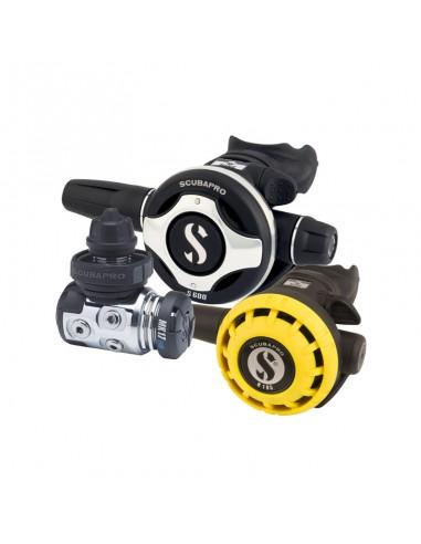 Scubapro Conjunto MK17 Evo Din / S600 / R195