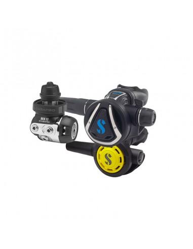Scubapro Conjunto MK11 Din / C370 / R095
