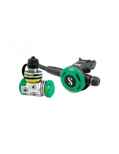 Scubapro Conjunto MK17 Evo Din / S560 Nitrox