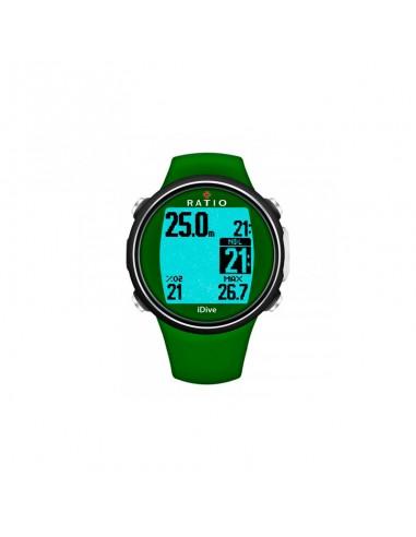 Ratio iDive Easy Sport Verde