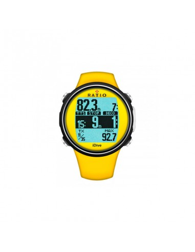 Ratio iDive Sport Tech+ Amarillo