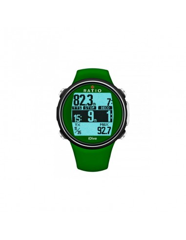 Ratio iDive Sport Tech+ Verde