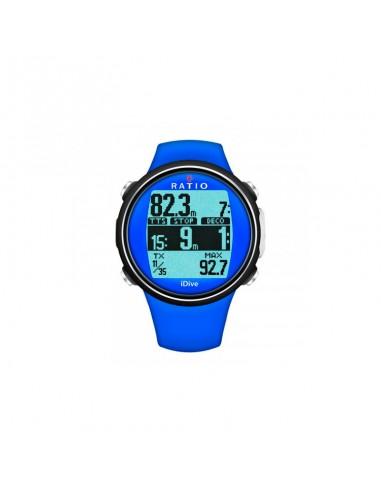 Ratio iDive Sport Tech+ Azul