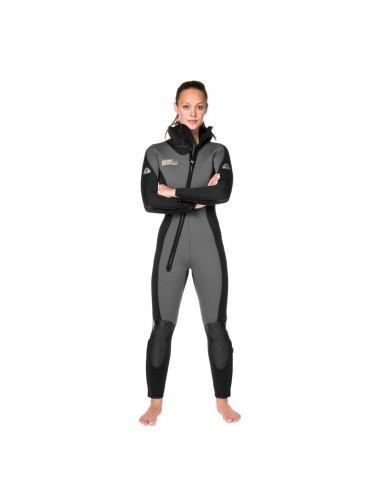 Waterproof Traje Humedo W6 7mm Mujer