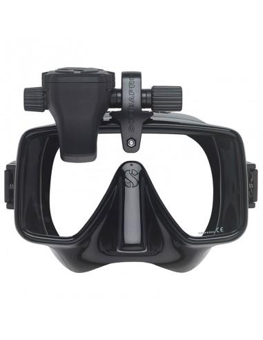 Scubapro Mascara Frameless Negro con...