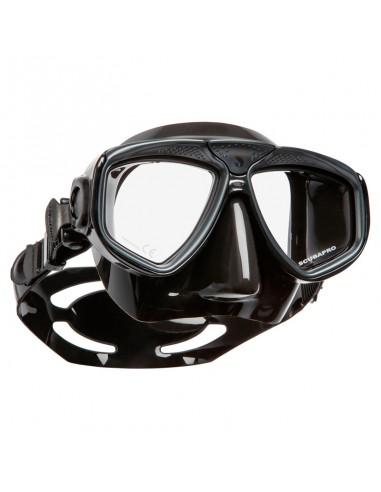 Scubapro Mascara Zoom Negro / Negro