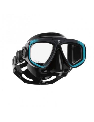 Scubapro Mascara Zoom Turquesa / Negro