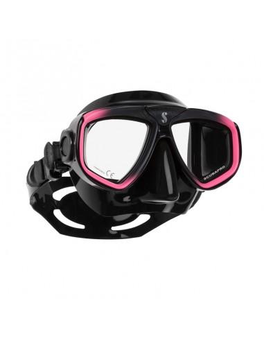 Scubapro Mascara Zoom Rosa / Negro
