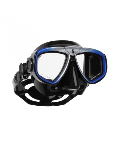 Scubapro Mascara Zoom Azul / Negro