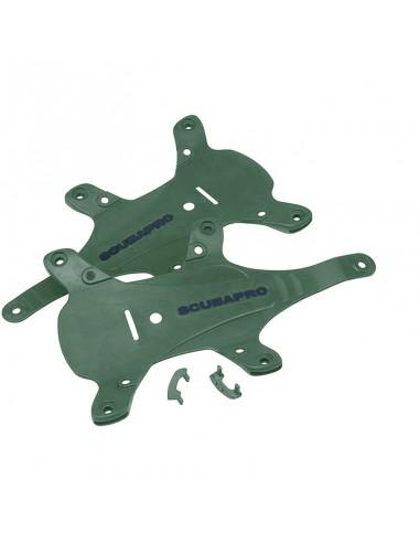 Scubapro Kit Color Verde Hydros Pro