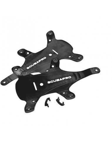 Scubapro Kit Color Negro Hydros Pro