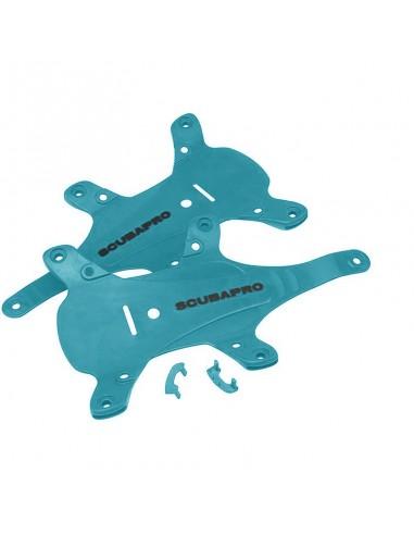 Scubapro Kit Color Turquesa Hydros Pro