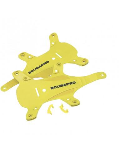 Scubapro Kit Color Amarillo Hydros Pro