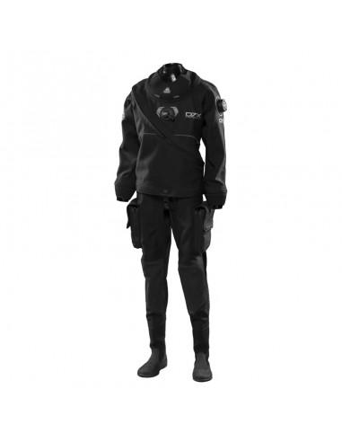 Waterproof Traje Seco D7x Cordura Mujer