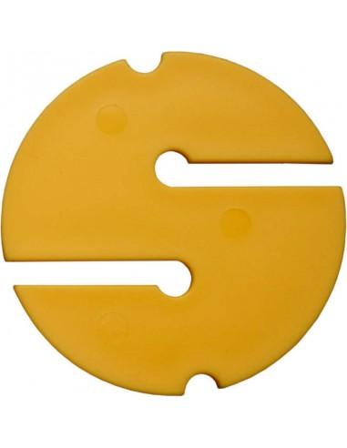 Dirzone Cookie 55mm Amarillo (10ud.)