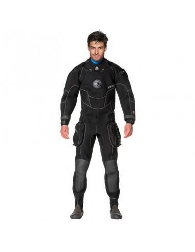 Waterproof Traje Seco D10 Pro ISS Hombre