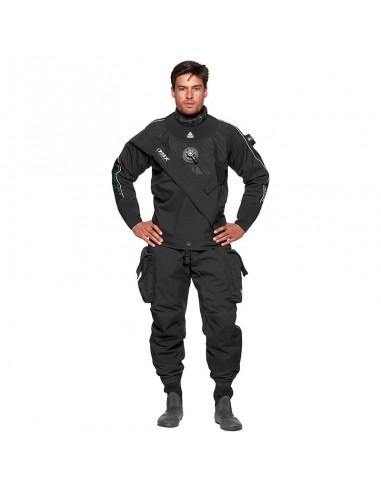 Waterproof Traje Seco D9X Breathable...