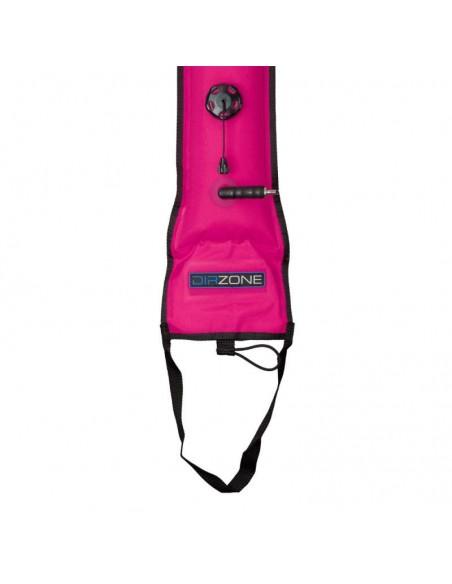 Dirzone Boya Marca 122cm Pico de pato de color Rosa y válvula pequeña