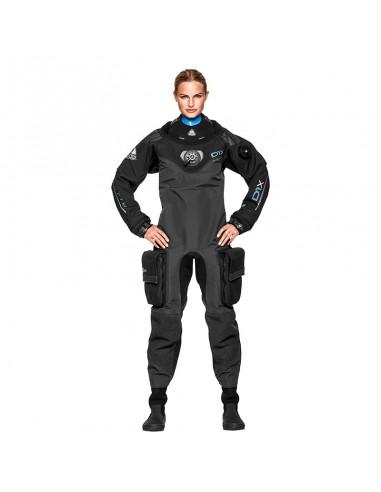 Waterproof Traje Seco D1X Hybrid Mujer