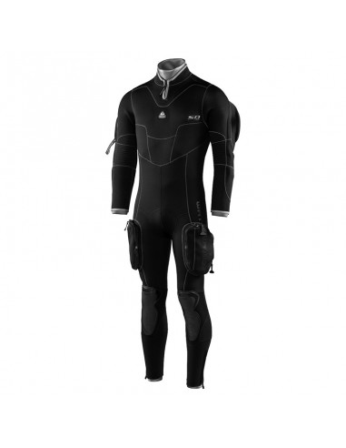 Waterproof Traje Semiseco SD Combat...