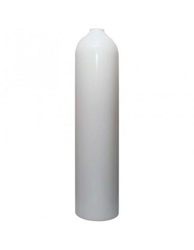 Dirzone Botella Luxfer 7l 200bar Blanco