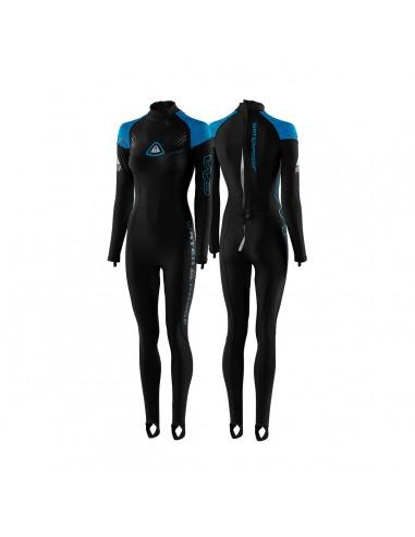 Waterproof Licra Skin Superstrecht Mujer