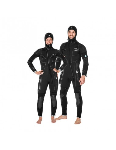Waterproof Sobretraje W-Series 5mm Hood Hombre
