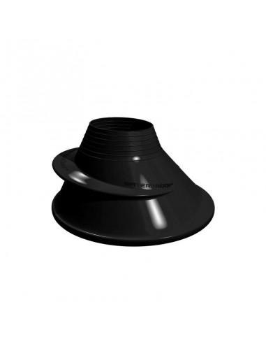 Waterproof Neckseal Silicone Standard Negro