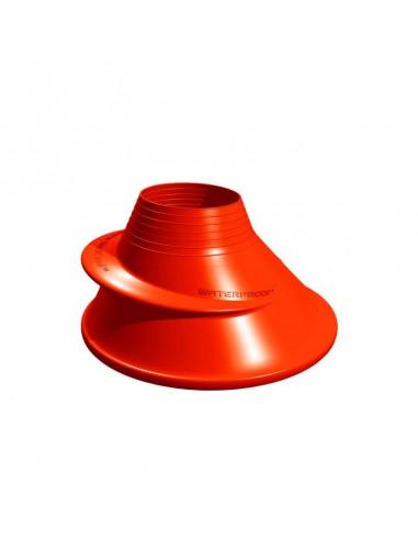 Waterproof Neckseal Silicone Standard Naranja