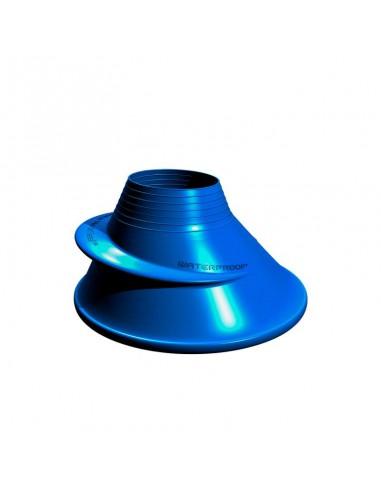 Waterproof Neckseal Silicone Standard Azul