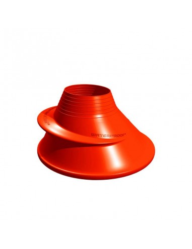 Waterproof Neckseal Silicone Small Naranja