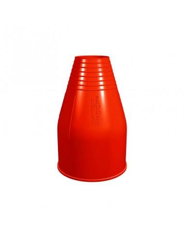 Waterproof Wristseal Silicone Small Naranja