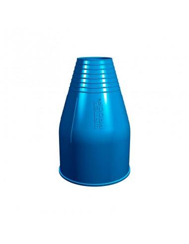 Waterproof Wristseal Silicone Standard Azul