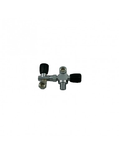Dirzone Griferia Doble M25x2 2xG5/8 230bar
